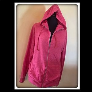 Lightweight Zip up Hoodie